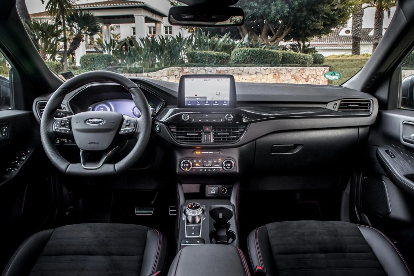 Inside the new Ford Kuga