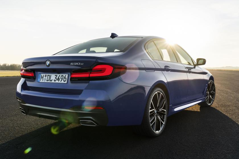 The updated 5 Series is on the way to Ireland this July