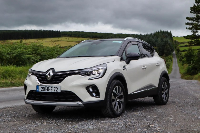 The 2020 Renault Captur now on sale in Ireland!