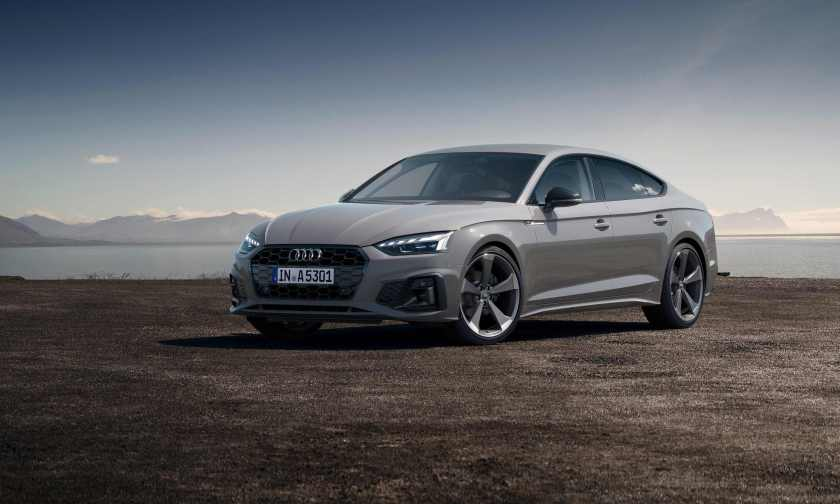 The Audi A5 range debuts mild hybrid technology for 2020