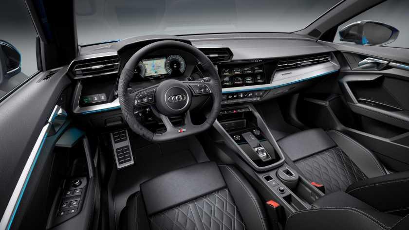 Inside the new Audi A3 hybrid