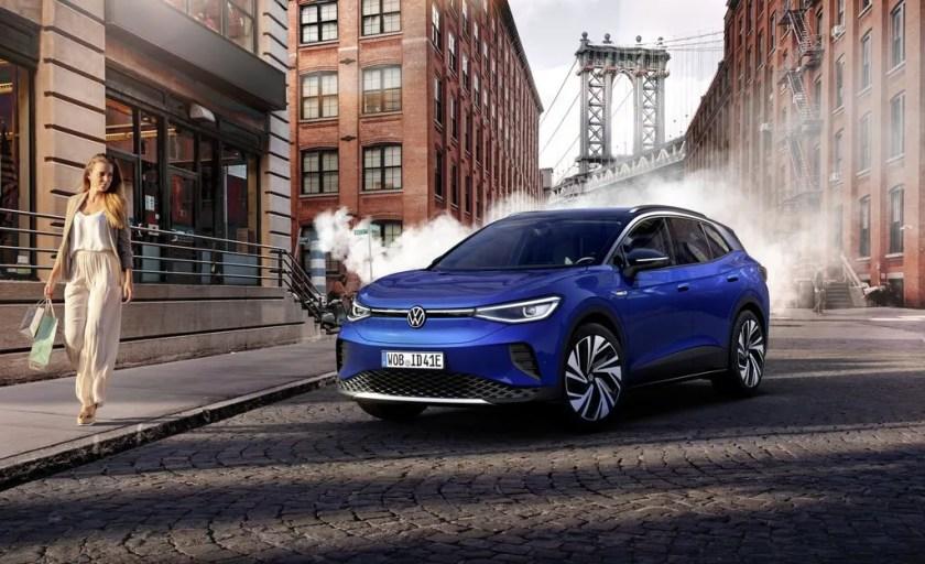 The new Volkswagen ID.4 is on sale in Ireland now