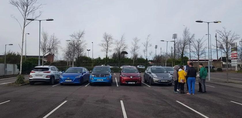 Irish Electric Vehicles Owners Association
