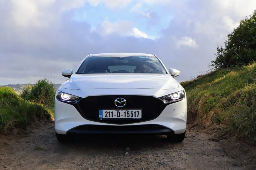 Special edition Mazda3 takes inspiration from the Mazda R360 Coupe from 1960