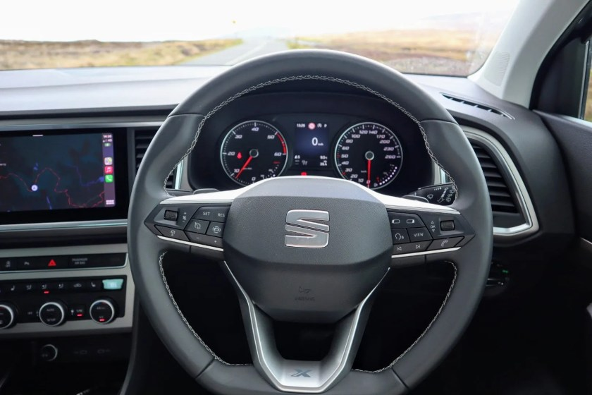 Inside the new SEAT Ateca Xperience