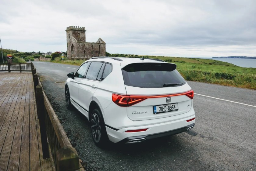 The Tarraco FR adds more character to SEAT's flagship SUV