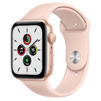 Apple Watch SE-gold-44mm