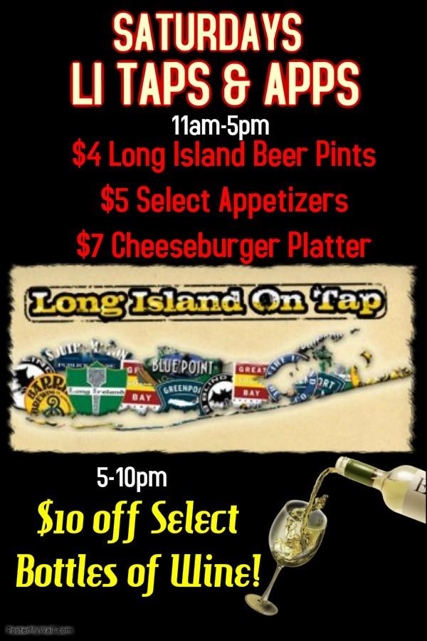 Bay Shore Special Saturday
