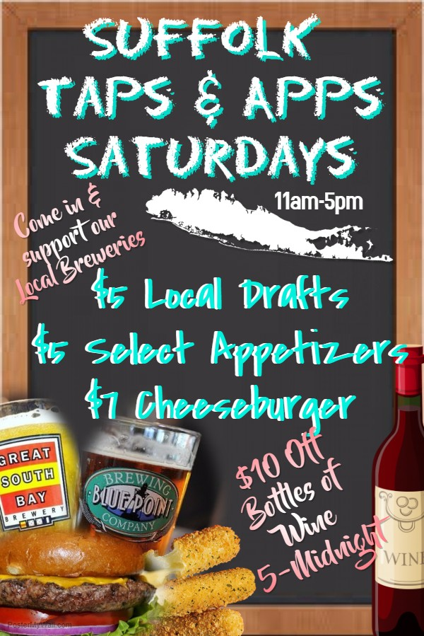 Bay Shore Special Saturday