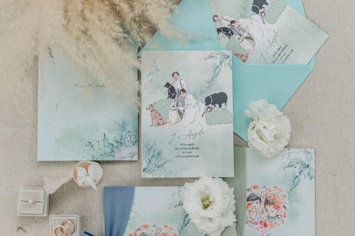 《如何辦一場難忘的婚禮》  #2 不可忽視的婚禮主視覺