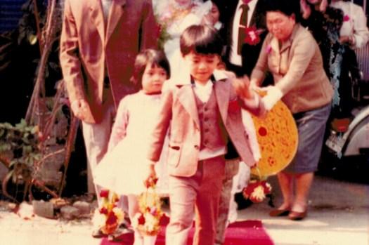 爸媽的婚禮