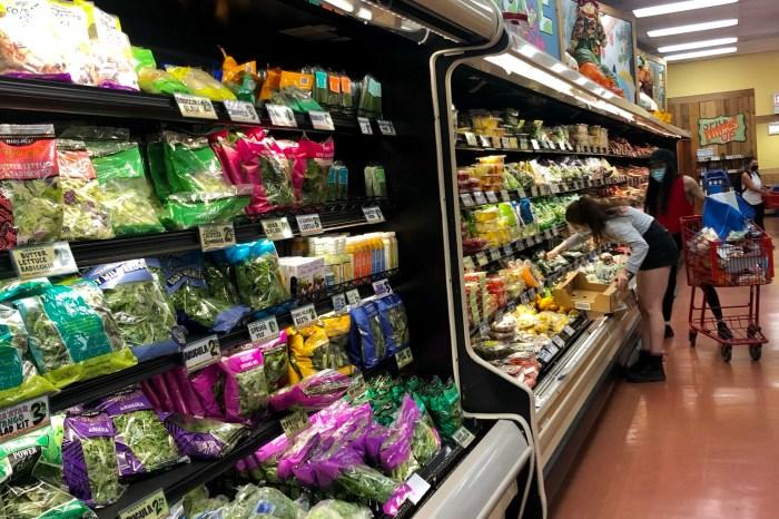 美國超市大不同