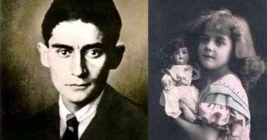 Franz Kafka: Anécdotas de vida.
