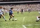 A 35 años del gol del siglo creado por Maradona en el Estadio Azteca