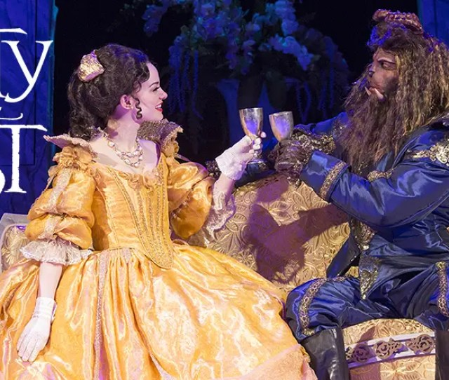 Beauty And The Beast Chanhassen Dinner Theatres
