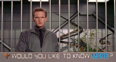Le recruteur de Starship troopers te propose d'un savoir plus sur mes romances geek Et oui, c'est Barney… Love