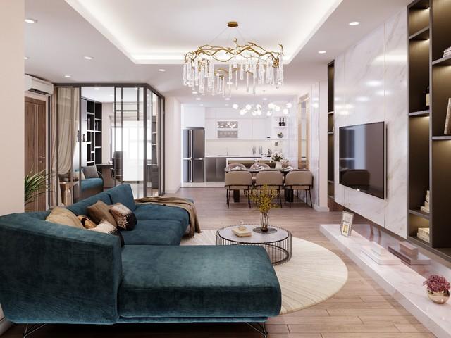 """Căn hộ rộng """"Biệt thự trên tầng cao"""" tại UDIC Westlake, nơi giá trị sống của khách hàng được nâng tầm thành nghệ thuật"""