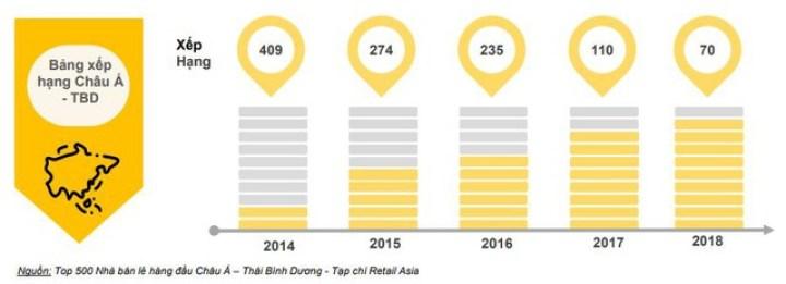 Đằng sau bảng xếp hạng 500 nhà bán lẻ lớn tại Châu Á Thái Bình Dương - Ảnh 1.