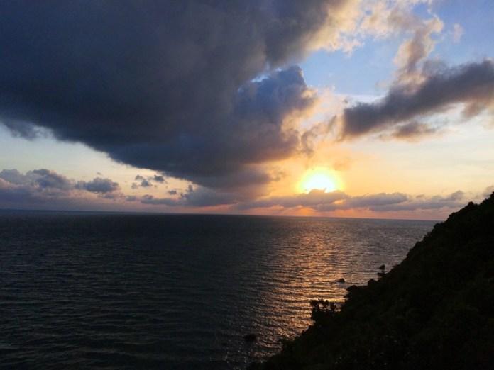 Check-in Nam Phú Quốc, đuổi bắt hai mặt trời - Ảnh 1.