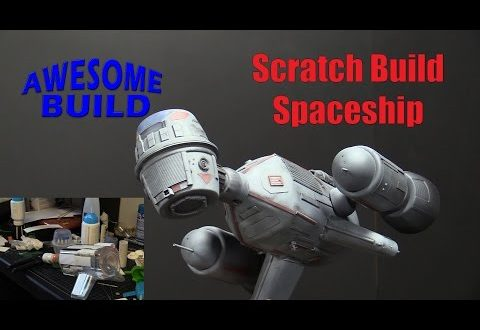 Scratch Build Spaceship Awesome Build Channel Awesome