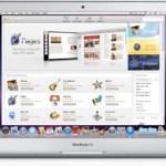 MacBook Air with Mac App Store