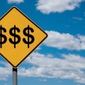 Cloud Dollar Signs
