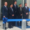 IBM Data Centre Opening