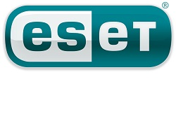 ESET logo 250