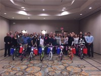 Tech Data builds bikes
