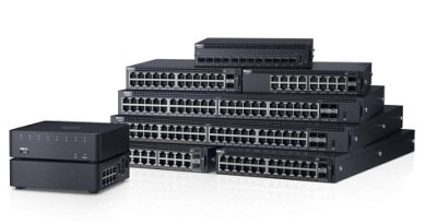 X-Series Networking Switches Family Shot