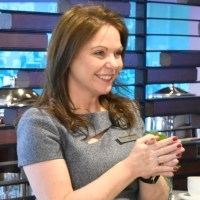 Cisco Canada president Bernadette Wightman