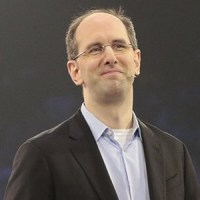 Scott Guthrie, corporate vice president for cloud and enterprise at Microsoft
