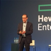 avier Poisson, vice president of worldwide indirect digital services at HPE