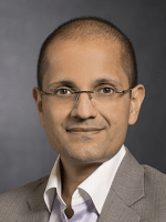 Nirav Sheth, vice president of solutions engineering and architectures in Cisco's Global Partner Organization