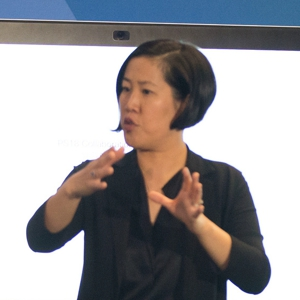 Amy Chang, senior vice president of collaboration at Cisco