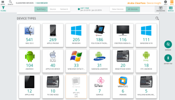 Aruba brings its first 802 11ax access points and new switches to