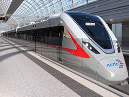First look of country's first Rapid Rail released, speed will be 180 KM per hour, know the characteristics. Channelindia.news