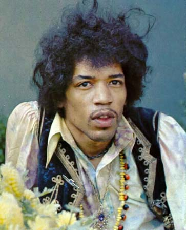 Channeling Jimi Hendrix, Part Two