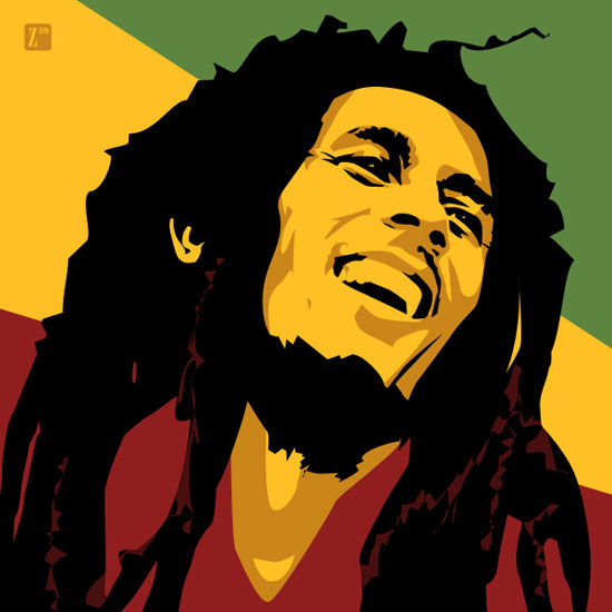 Channeling Bob Marley, Part One