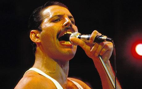 Channeling Freddie Mercury, Part Three