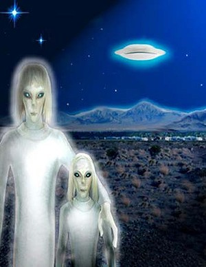 Channeling Aliens, Part Three