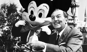 Channeling Walt Disney