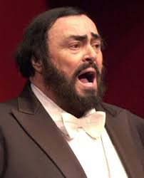 Channeling Luciano Pavarotti, Part One