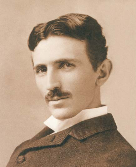 Channeling Nikola Tesla, Part One