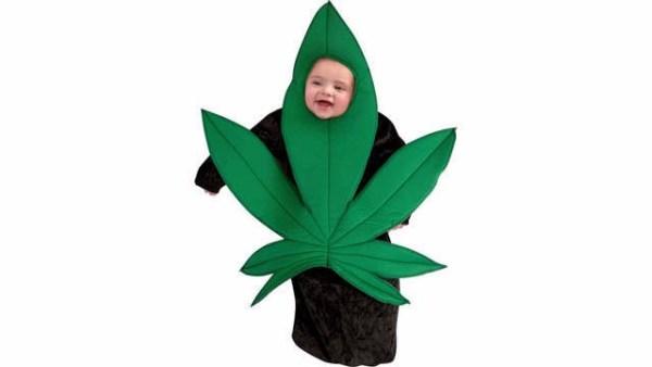 Marijuana and Children