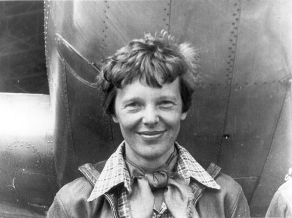 Channeling Amelia Earhart and a Message from Tammy