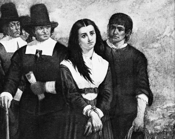 The Afterlife Interview of Sarah Good from the Salem Witch Trials, Part 2