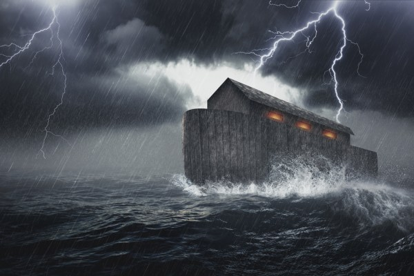 An Interview with Noah: The Flood and His Ark