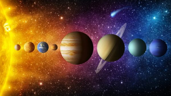 Erik Reveals Secrets of Our Solar System