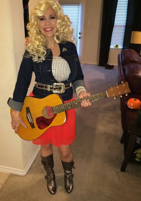 Dolly Parton Halloween costume